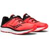 saucony Guide ISO - Zapatillas para correr Mujer - naranja/rojo